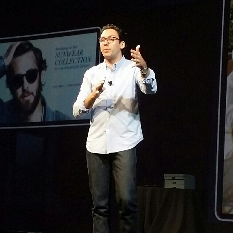 Warby Parker's Co-founder Neil Blumenthal