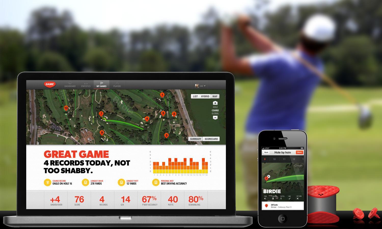 Golf-game
