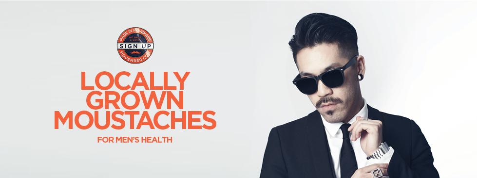 Movember 2014 - Banner
