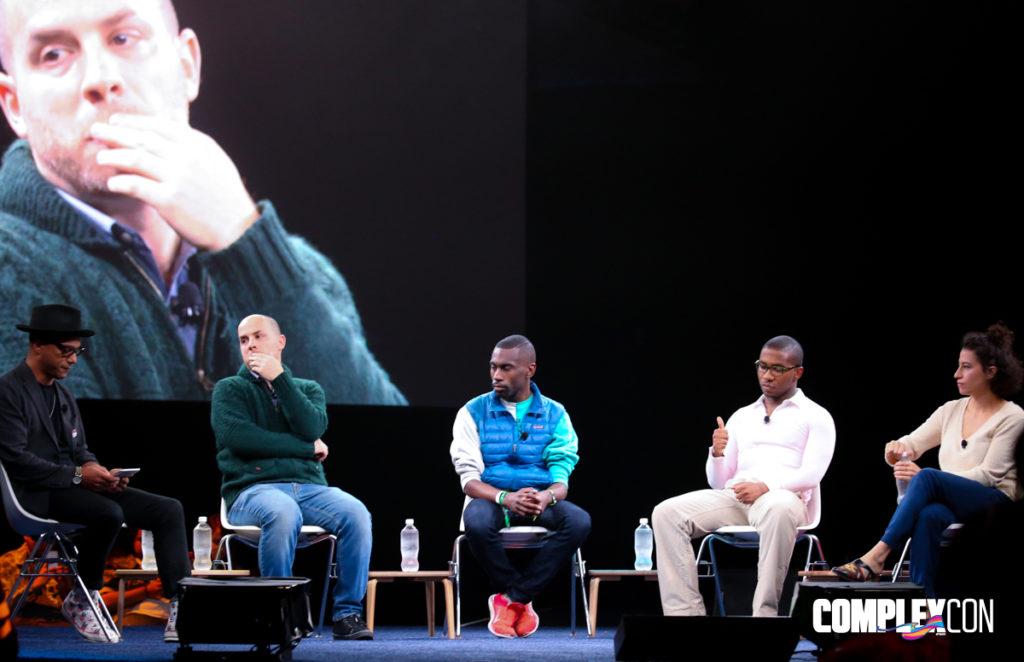 CompleCon Activism Panel