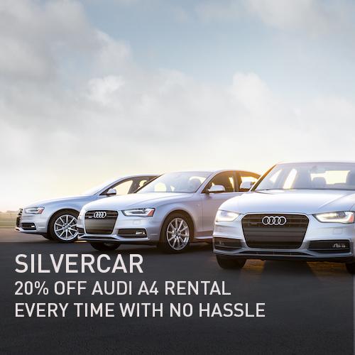 Silvercar insta